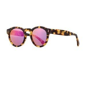 Illesteva Pink Leonard sunglasses
